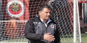 Gençlerbirliği'nin yeni teknik direktörü Mustafa Kaplan oldu