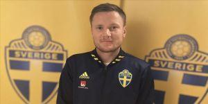 Gençlerbirliği'nin İsveçli futbolcusu Johansson: Türkiye, Kovid-19'a karşı çok iyi önlemler alıyor