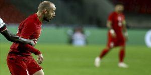 A Milli Futbol Takımı'nda sakatlığı bulunan Efecan Karaca kadrodan çıkarıldı