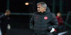 A Milli Futbol Takımı Teknik Direktörü Güneş: Grubu 9 puanla bitirmek istiyoruz