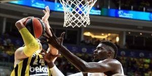 Fenerbahçe Beko THY Avrupa Ligi'nde 5'inci yenilgisini aldı