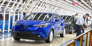 'Otomotiv şehri Sakarya'dan 10 ayda 3,4 milyar dolarlık ihracat