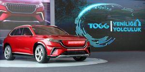 TOGG teknolojisi MÜSİAD Expo'da