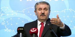 BBP Genel Başkanı Destici: Adalet Bakanımızın sözü hakimlerimize ve savcılarımıza ışık olacaktır
