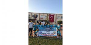 Kriket Türkiye şampiyonası 14-18 Kasım tarihlerinde Muğla'da yapıldı