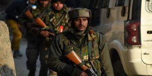 Cammu Keşmir'de güvenlik güçleri ile direnişçiler çatıştı: 4 direnişçi öldü