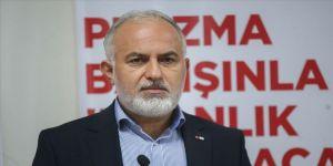 Türk Kızılay Genel Başkanı Kınık: Kan ve plazma bağışı artmazsa alarm verebiliriz