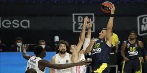 Fenerbahçe Beko, Real Madrid'e yenildi