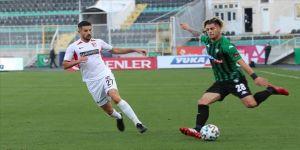 Gaziantep FK, Yukatel Denizlispor'u tek golle geçti