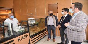 Başiskele'de korona virüse karşı yeni tedbir ve önlemler alındı