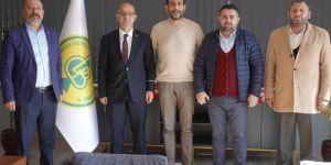 MHP'den Darıca Gençlerbirliği'ne Ziyaret