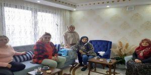 Gebze Gelecek KadınKolları ev ziyaretlerinedevam ediyor