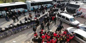 Metal İşçilerinin Yolunu Açın, Gözaltıları Serbest Bırakın