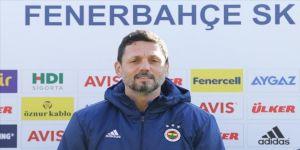 Fenerbahçe Teknik Direktörü Erol Bulut: Şu anki pozisyonumuzdan memnunuz