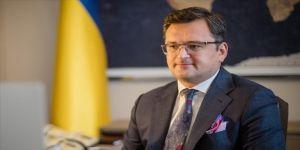 Ukrayna Dışişleri Bakanı Kuleba: Ukrayna ile Türkiye arasındaki iyi ilişkilerin bölge için de iyi olduğunu düşünüyorum