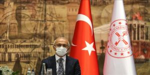 Hazine ve Maliye Bakanı Elvan: TÜSİAD heyetiyle verimli bir toplantı oldu