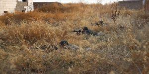 MSB: Komandolarımız PKK/YPG'li 4 teröristi etkisiz hale getirdi