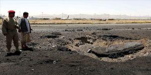 Husiler: Suudi Arabistan öncülüğündeki koalisyon, Sana Havalimanı çevresine saldırı düzenledi