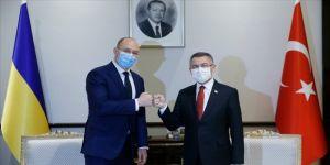 Ukrayna Başbakanı Şmıgal: Türkiye'nin kamu özel ortaklığı tecrübesi, Ukrayna için örnek olabilir