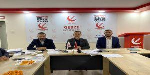 Yeniden Refah Partisi Gebze toplantısına Selamet Derneği'de katıldı