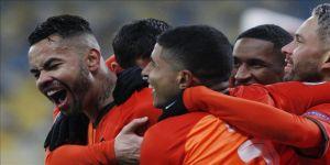 Shakhtar Donetsk, Real Madrid'i mağlup etti
