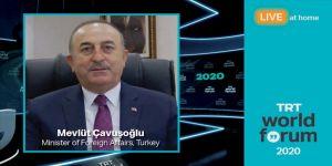 Dışişleri Bakanı Çavuşoğlu: İrini Operasyonu Türkiye'ye karşı bir araç olarak kullanıldı