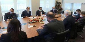 Cumhurbaşkanlığı Sözcüsü Kalın, ABD'nin Suriye Özel Temsilcisi Rayburn ile görüştü