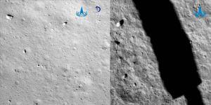 Çin'in Ay'a inen uzay aracı örnek toplama işlemini başarıyla gerçekleştirdi