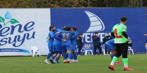 Derince Spor,Antalya Kemerspor'u mağlup etti