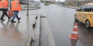 Yollarda oluşan sorunlara anında müdahale