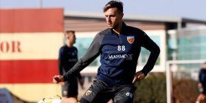 Kayserispor'da Campanharo 3 hafta sahalardan uzak kalacak