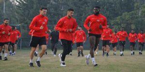 Hatayspor, erteleme maçında yarın Büyükşehir Belediye Erzurumspor'u ağırlayacak