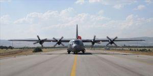 Erciyes Projesi'nde C130 uçaklarının sistemleri TUSAŞ tarafından millileştiriliyor