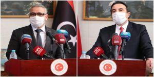 Türkiye'nin Libya Büyükelçiliği: Büyükelçi Aksen ile el-Mişri arasındaki görüşme olumlu ve yapıcı bir tarzda olmuştur