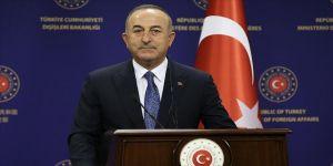 Dışişleri Bakanı Çavuşoğlu: AB ile sorunları ancak diyalog ve diplomasiyle çözebiliriz