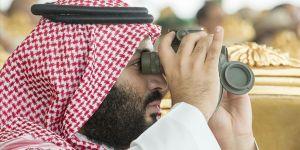 Suudi Arabistan ile ABD arasında 'Şahin Pençesi-2' tatbikatı başladı