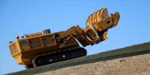 ASFAT, Azerbaycan'a Mekanik Mayın Temizleme Teçhizatı ihraç edecek