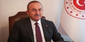 Dışişleri Bakanı Çavuşoğlu Karadağlı mevkidaşı Radulovic'i yeni görevi dolayısıyla kutladı
