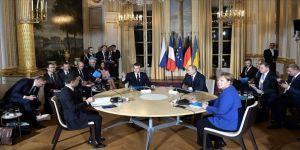 Ukrayna'dan, Normandiya Dörtlüsü Zirvesi'nin birinci yılında Rusya'ya gerçek adımlar atma çağrısı