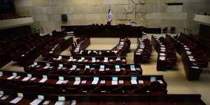 İsrail'de Meclisin feshedilmesi yasa tasarısı onaylandı