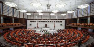 TBMM Genel Kurulu'nda Adalet, Hazine ve Maliye ile Milli Savunma bakanlıklarının 2021 yılı bütçeleri kabul edildi