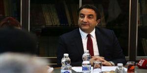 Türkiye'nin Libya Büyükelçisi Aksen, Libya İçişleri Bakanı Başağa ile güvenlik konularını görüştü