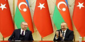 Dünya Azerbaycanlıları Kongresi Başkanı Kurban: Erdoğan'ın ismi Azerbaycan tarihine özel olarak yazıldı