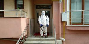 Edirne'de dezenfekte edilen yerler takip sistemiyle kontrol ediliyor