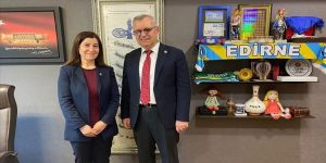 Edirne'de kurulacak OSB'nin bölgenin 'gıda üretim üssü' olması hedefleniyor