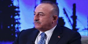 Dışişleri Bakanı Çavuşoğlu Libya Devlet Yüksek Konseyi Başkanı ile görüştü