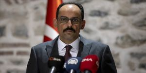 Cumhurbaşkanlığı Sözcüsü Kalın: AB liderleri Türkiye-AB ilişkilerini tıkamaya yönelik hiçbir girişime geçit vermemeli