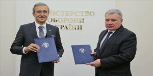 Ukrayna ile Türkiye savunma alanında bir dizi anlaşma imzaladı