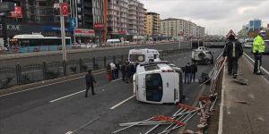 Dilovası'nda trafik kazası