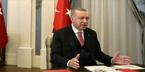 Cumhurbaşkanı Erdoğan: Şartlarımızı sağlamayan ABD ihtiyacımızı başka yerden karşıladık diye yaptırım silahını çekti